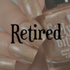 Swatch courtesy of Delishious Nails | GIRLY BITS COSMETICS Sun Dog (August 2016 COTM)