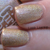 Swatch courtesy of Lavish Layerings | GIRLY BITS COSMETICS Sun Dog (August 2016 COTM)