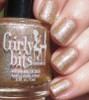 Swatch courtesy of The PolishAholic | GIRLY BITS COSMETICS Sun Dog (August 2016 COTM)