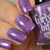 Swatch courtesy of Delishious Nails | GIRLY BITS COSMETICS I do what I WANT! from the What Really Happened In Vegas 2016 Collection