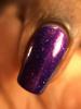 Huckleberry Sparkle | TONIC POLISH available at Girly Bits Cosmetics www.girlybitscosmetics.com