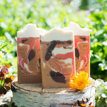 Pumpkin Chai - Luxury Soap - Eliza Jane Soap Company