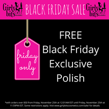 2016 Black Friday Exclusive - All the Jingle Ladies by Girly Bits Cosmetics