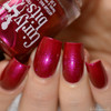 Swatch courtesy of Delishious Nails | GIRLY BITS COSMETICS Danger Zone from the Codename: Duchess Collection