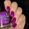 GIRLY BITS COSMETICS That's how you get ants from the Codename: Duchess Collection   Swatch courtesy of @honeybee_nails