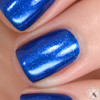 Swatch courtesy of Polished Pathology | GIRLY BITS COSMETICS Sploosh from the Codename: Duchess Collection