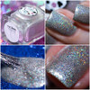 AVAILABLE AT GIRLY BITS COSMETICS www.girlybitscosmetics.com Ice Storm (The Secret Warrior Trio) by Moo Moo Signatures | Swatched by @anikibee