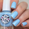 AVAILABLE AT GIRLY BITS COSMETICS www.girlybitscosmetics.com Forget-Me-Not (Rainbow Flowers Bath Collection) by Moo Moo Signatures | Swatch courtesy of @ladyandthe_stamp