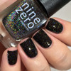 AVAILABLE AT GIRLY BITS COSMETICS www.girlybitscosmetics.com Baby (Men of Letters Collection) by Nine Zero Lacquer | Swatch courtesy of @mrswhite8907
