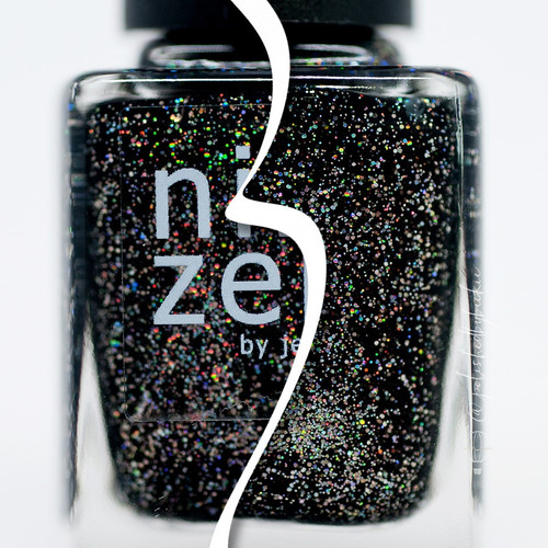 AVAILABLE AT GIRLY BITS COSMETICS www.girlybitscosmetics.com Baby (Men of Letters Collection) by Nine Zero Lacquer | Photo courtesy of @polishedbybeckie