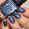AVAILABLE AT GIRLY BITS COSMETICS www.girlybitscosmetics.com Lucifer's Cage (Men of Letters Collection) by Nine Zero Lacquer | Swatch courtesy of @mrswhite8907