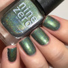 AVAILABLE AT GIRLY BITS COSMETICS www.girlybitscosmetics.com Wayward Son (Men of Letters Collection) by Nine Zero Lacquer | Swatch courtesy of @mrswhite8907