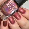 AVAILABLE AT GIRLY BITS COSMETICS www.girlybitscosmetics.com Croatoan (Men of Letters Collection) by Nine Zero Lacquer | Swatch courtesy of @mrswhite8907