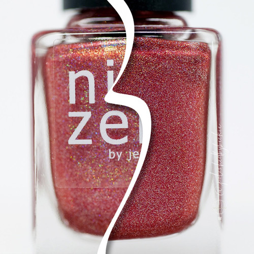 AVAILABLE AT GIRLY BITS COSMETICS www.girlybitscosmetics.com Croatoan (Men of Letters Collection) by Nine Zero Lacquer | Photo courtesy of @polishedbybeckie