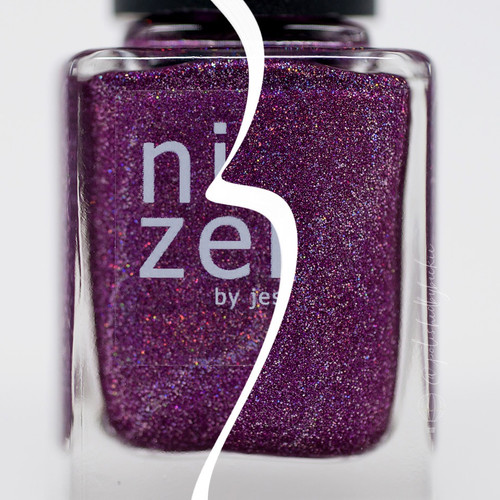 AVAILABLE AT GIRLY BITS COSMETICS www.girlybitscosmetics.com January 2016 (2016: A Year in Review) by Nine Zero Lacquer | Photo courtesy of @polishedbybeckie