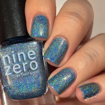 AVAILABLE AT GIRLY BITS COSMETICS www.girlybitscosmetics.com December (2016: A Year in Review Collection) by Nine Zero Lacquer | Photo courtesy of @mrswhite8907