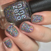 AVAILABLE AT GIRLY BITS COSMETICS www.girlybitscosmetics.com Prism (ROY G BIV Collection) by Nine Zero Lacquer | Photo courtesy of @mrswhite8907