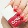 AVAILABLE AT GIRLY BITS COSMETICS www.girlybitscosmetics.com Thermo Top Coat Red (Conversion Collection) by Bow Polish | All product images courtesy of Dance Legend.