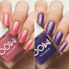 AVAILABLE AT GIRLY BITS COSMETICS www.girlybitscosmetics.com Love at War (Conversion Collection) by Bow Polish | All product images courtesy of Dance Legend.