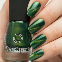 AVAILABLE AT GIRLY BITS COSMETICS www.girlybitscosmetics.com License to Kill (Golden Eye Collection) by Dance Legend | All product images courtesy of Dance Legend.