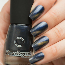 AVAILABLE AT GIRLY BITS COSMETICS www.girlybitscosmetics.com 02 - Thunderball (Golden Eye Collection) by Dance Legend | All product images courtesy of Dance Legend.