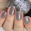 GIRLY BITS COSMETICS Steely Resolution (CoTM January 2017) | Swatch courtesy of @gotnail