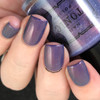 AVAILABLE AT GIRLY BITS COSMETICS www.girlybitscosmetics.com Stars at Twilight (Holiday 2016) by Tonic Polish   Swatch courtesy of Pretty Lush Nails @dsetterfield74