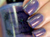 AVAILABLE AT GIRLY BITS COSMETICS www.girlybitscosmetics.com Stars at Twilight (Holiday 2016) by Tonic Polish   Swatch courtesy of Pretty Lush Nails