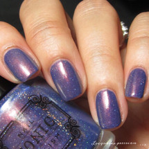 AVAILABLE AT GIRLY BITS COSMETICS www.girlybitscosmetics.com Stars at Twilight (Holiday 2016) by Tonic Polish | Swatch courtesy of Lacquer Expression