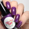AVAILABLE AT GIRLY BITS COSMETICS www.girlybitscosmetics.com Seven, Seven, SEVEN! (I'll Be There For You Collection) by Native War Paints | Swatch  provided by @cdbnails143