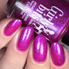 GIRLY BITS COSMETICS Ladies and Magentlemen (CoTM February 2017)   Swatch courtesy of Nail Experiments