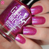GIRLY BITS COSMETICS Ladies and Magentlemen (CoTM February 2017)   Swatch courtesy of Cosmetic Sanctuary