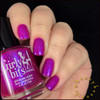 GIRLY BITS COSMETICS Ladies and Magentlemen (CoTM February 2017)   Swatch courtesy of @honeybee_nails