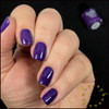 GIRLY BITS COSMETICS She's Got Grape Tips (CoTM February 2017) | Swatch courtesy of @honeybee_nails
