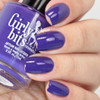 GIRLY BITS COSMETICS She's Got Grape Tips (CoTM February 2017) | Swatch courtesy of @gotnail