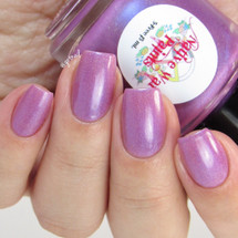 AVAILABLE AT GIRLY BITS COSMETICS www.girlybitscosmetics.com New Sensation (Most Requested Collection) by Native War Paints | Swatch provided by @gotnail