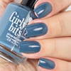 GIRLY BITS COSMETICS Denim & Diamonds from the Warrior Goddess Collection | Swatch courtesy of @gotnail