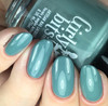 GIRLY BITS COSMETICS Ambition from the Warrior Goddess Collection | Swatch courtesy of Nail Experiments