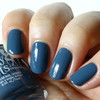 GIRLY BITS COSMETICS Denim & Diamonds from the Warrior Goddess Collection   Swatch courtesy of Ida Nails It