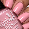 GIRLY BITS COSMETICS Love Yourself First from the Warrior Goddess Collection | Swatch courtesy of @luvlee226