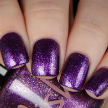 AVAILABLE AT GIRLY BITS COSMETICS www.girlybitscosmetics.com Lady Stardust (Life Aquatic Collection) by Pahlish