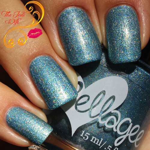 AVAILABLE AT GIRLY BITS COSMETICS www.girlybitscosmetics.com I Am My Hair (Born To Be Brave Collection) by Ellagee | Photo courtesy of The Jedi Wife