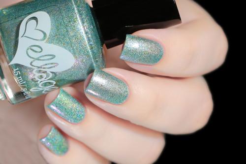 Girly Bits Cosmetics Gossamer - Shop Exclusive by Ellagee | Swatch courtesy of de briz