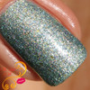 Girly Bits Cosmetics Gossamer - Shop Exclusive by Ellagee | Swatch courtesy of The Jedi Wife