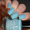 Girly Bits Cosmetics Robin Me Blind (CoTM April 2017) | Swatch courtesy of Delishious Nails