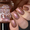 Girly Bits Cosmetics All Bronze No Brains (CoTM April 2017) | Swatch courtesy of Delishious Nails
