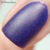 AVAILABLE AT GIRLY BITS COSMETICS www.girlybitscosmetics.com Evening Sparkler - July 2016 Color of the Month (COTM Collection) by Blush Lacquers | Photo credit: @rainbowlacquer