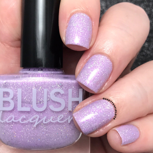 AVAILABLE AT GIRLY BITS COSMETICS www.girlybitscosmetics.com All for Me? (Flower Gathering Collection) by Blush Lacquers | Photo credit: @dsetterfield74
