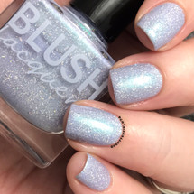 AVAILABLE AT GIRLY BITS COSMETICS www.girlybitscosmetics.com Gloaming Roaming (Flower Gathering Collection) by Blush Lacquers | Photo credit: @dsetterfield74