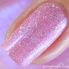 AVAILABLE AT GIRLY BITS COSMETICS www.girlybitscosmetics.com Know Me Not (Flower Gathering Collection) by Blush Lacquers   Photo credit: @pamperedpolishes
